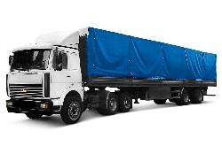 Доставка грузов фурами